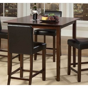 Weitzmenn Transitional Counter Dining Room Set by Homelegance