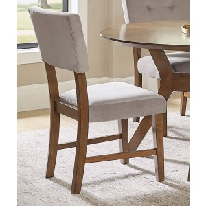Edam Classic Fabric Dining Chair by Homelegance