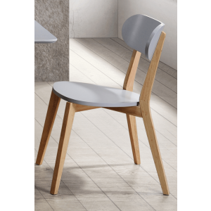 Orpheus Classic Wood Dining Chair by Homelegance