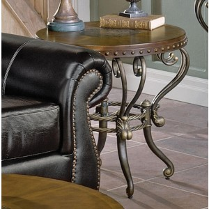 Copeland Wood Occasional Table Set by Homelegance