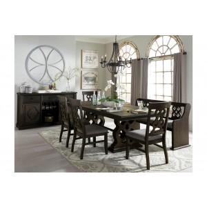 Arasina Traditional Dining Room Set by Homelegance