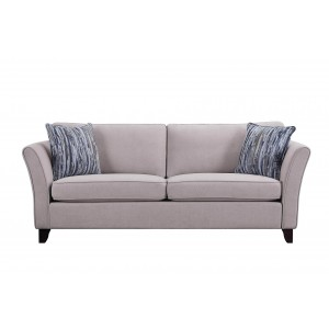 Barberton Fabric Sofa by Homelegance