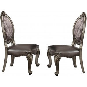Versailles PU Dining Chair by ACME