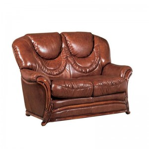 67 Leather Living Room Set by ESF Furniture