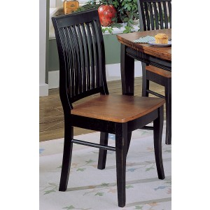 Liz Country Wood Dining Chair by Homelegance