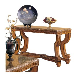 Tarantula Marble Occasional Table Set by Homelegance