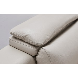 973 Leather/Eco-Leather Sofa by ESF Furniture