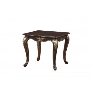 Croydon Wood End Table by Homelegance