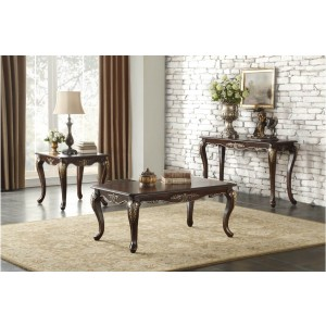 Croydon Wood Occasional Table Set by Homelegance