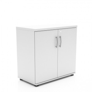Standard A21B4 Low Office Storage Unit by MDD Office Furniture