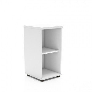 Standard 2OH Low 2-Shelf Office Bookcase by MDD Office Furniture