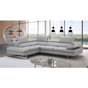 Aurora Sectional, Left Arm Chaise by J&M Furniture