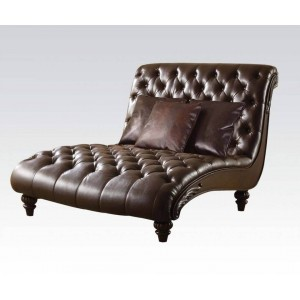 Anondale Chaise by ACME