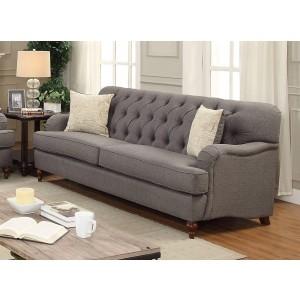 Alianza Sofa, Dark Grey by ACME