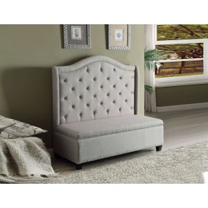 Fairly Settee by ACME