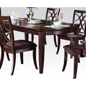Keenan Wood/Wood Veneer Dining Table by ACME