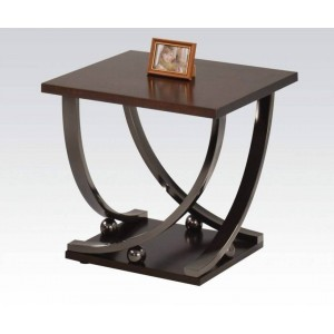 Isiah End Table by ACME