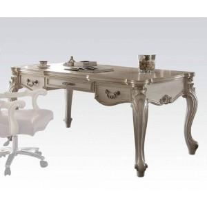 Versailles Desk, Bone White by ACME