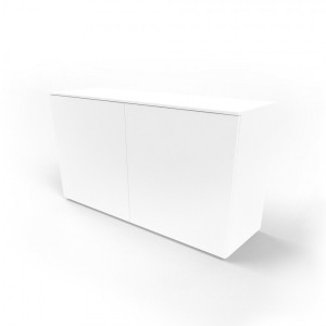 Crystal Low Credenza by MDD Office Furniture