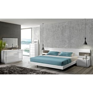 Amora Premium Bedroom Set by J&M Furniture