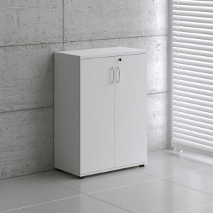 Standard 3OH Medium Office Storage Unit by MDD Office Furniture