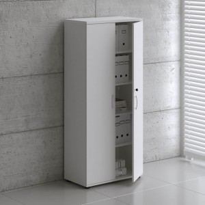 Standard 5OH Tall Office Storage Unit by MDD Office Furniture
