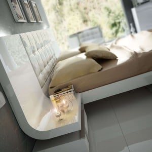 Granada Bed by Fenicia Mobiliario, Spain