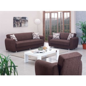 Boston Living Room Set by Empire Furniture, USA