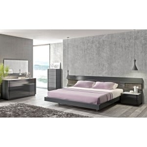 Braga Premium Bedroom Set by J&M Furniture