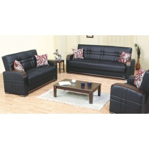 Bronx Living Room Set by Empire Furniture, USA