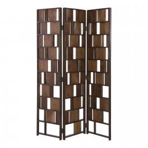 Multi Wood Panel Screen by MOE'S
