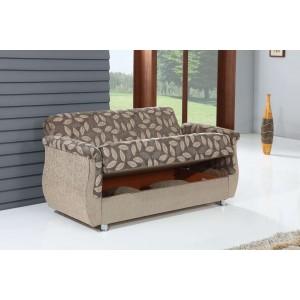 Chestnut Loveseat by Empire Furniture