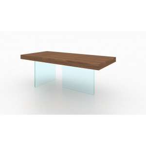 Chestnut Dining Table by J&M Furniture