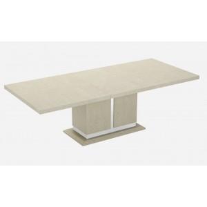 Chiara Modern Wood Veneer Extendable Dining Table by J&M Furniture