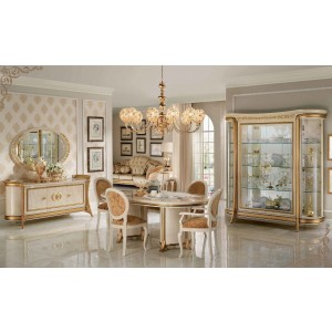 Melodia Classic Dining Room Set by ESF Furniture
