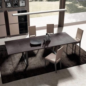 Kali Modern Dining Room Set by Status, Italy