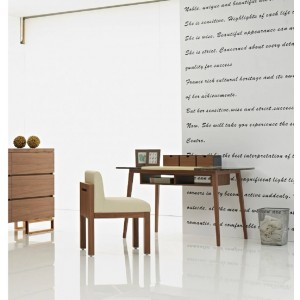 Dana Office Desk by J&M Furniture