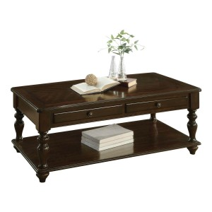 Lovington Wood Occasional Table Set by Homelegance