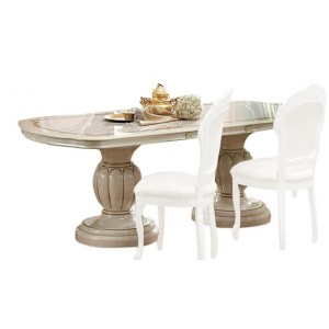 Leonardo Dining Table by Camelgroup, Italy