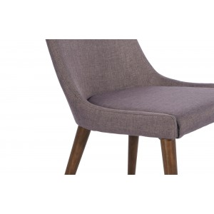 941 Modern Fabric Dining Chair by ESF Furniture