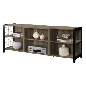 Asher MDF Media Console by Dimplex