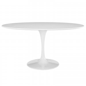"""Lippa 60"""" Oval-Shaped Wood Top Dining Table by Modway Furniture"""