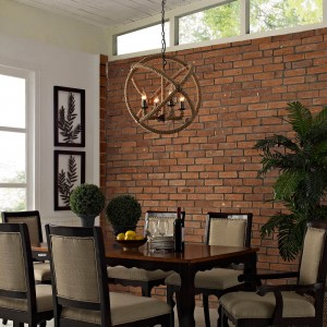 Intention Chandelier by Modway Furniture