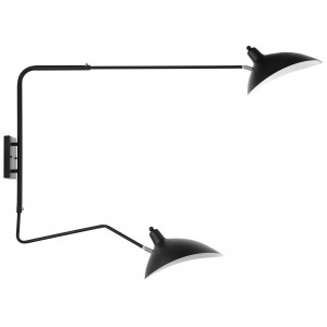 View Double Wall Lamp by Modway Furniture