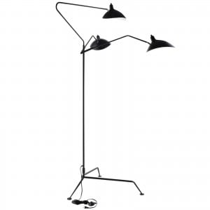 View Stainless Steel Floor Lamp by Modway Furniture
