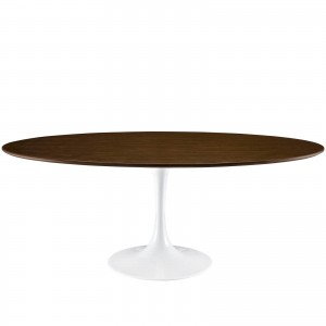 """Lippa 78"""" Wood Dining Table by Modway Furniture"""