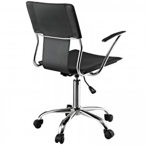Studio Office Chair, Black  by Modway Furniture