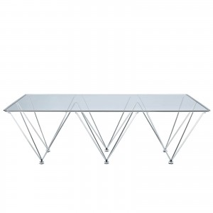 Prism Rectangle Coffee Table by Modway Furniture