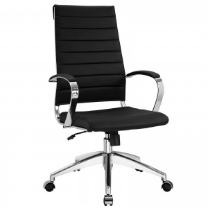 Jive Highback Office Chair, Black by Modway Furniture