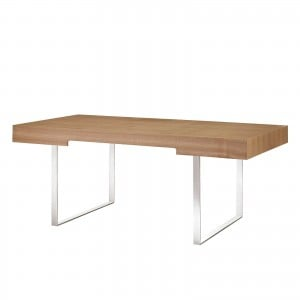 Tinker Office Desk, Natural by Modway Furniture